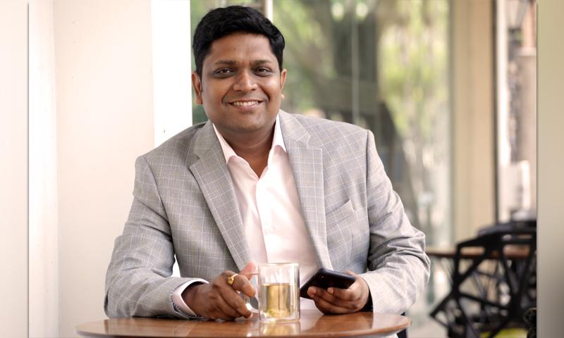 Achin Bhattacharyya, CEO, and Founder, Notebook